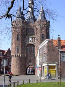 Zwolle_Sassenpoort
